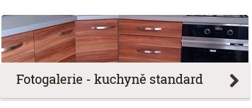 Kuchyně standard fotogalerie