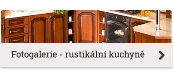 Kuchyně fotogalerie rustikální